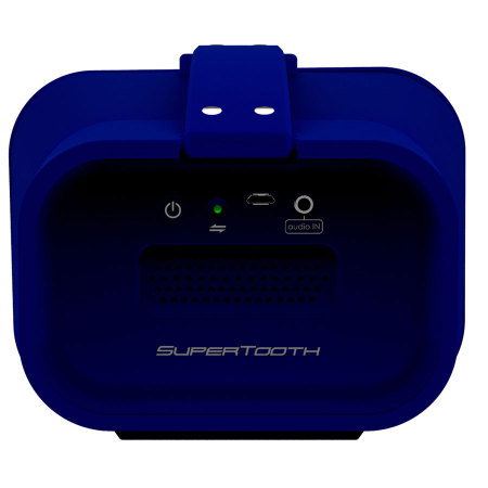 Bluetooth Портативная Колонка  Mobidick Supertooth D4 Spectrum Blue